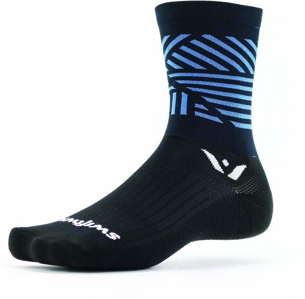 Swiftwick Vision Five Edge Color: Black