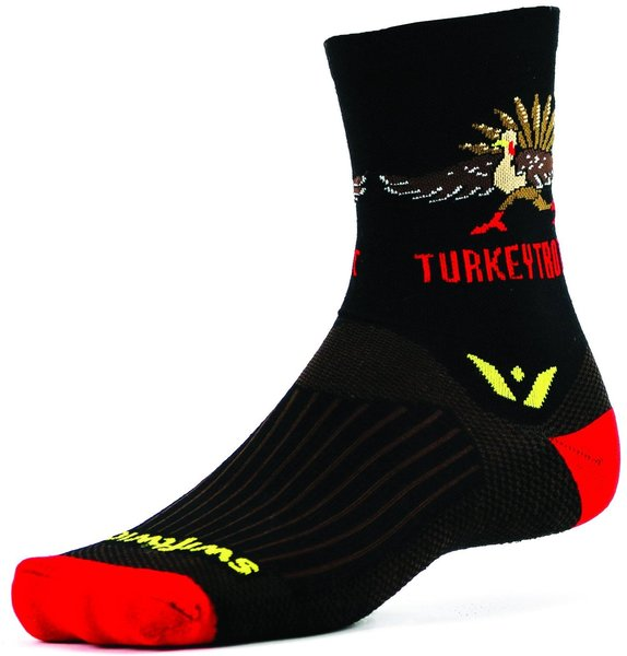 Swiftwick Vision Five Turkey Trot