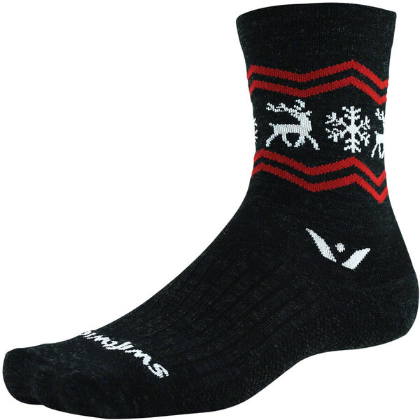 Swiftwick Vision Five Winter Socks
