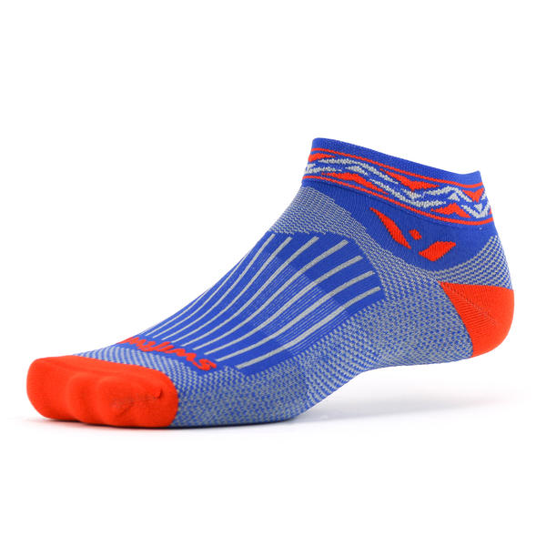 Swiftwick Vision One Apex Color: Apex Blue