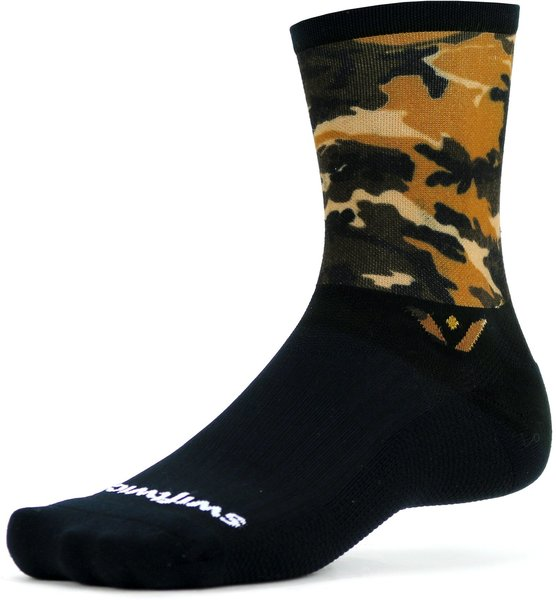 Swiftwick VISION Six Impression Color: Camo