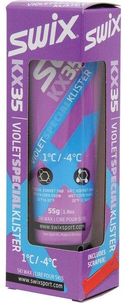 Swix KX35 Violet Spec. Klister, +1C/-4C