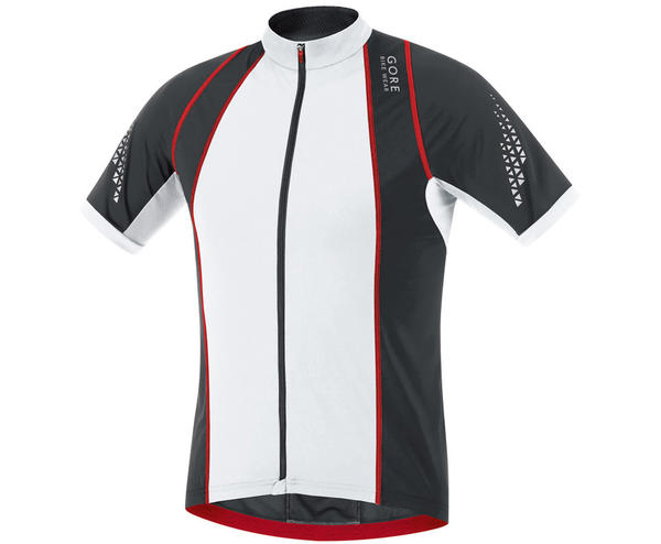 Gore Wear Xenon 2.0 Jersey Color: White/Black