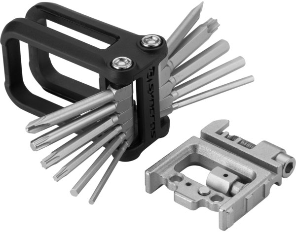 Syncros Matchbox 16 Multi-Tool Color: Black
