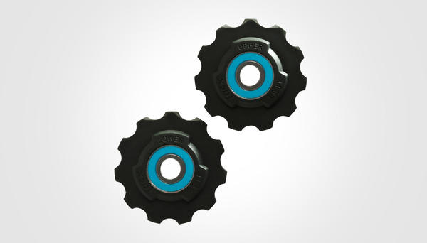 Tacx Ceramic Teflon Jockey Wheels, SRAM