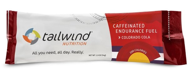 Tailwind Nutrition Caffeinated Endurance Fuel Flavor | Size: Colorado Cola | Single Serving