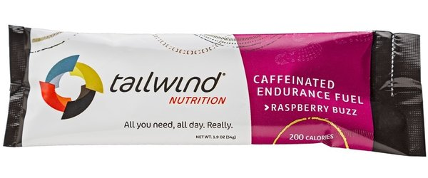 Tailwind Nutrition Caffeinated Endurance Fuel Flavor | Size: Raspberry | Single Serving
