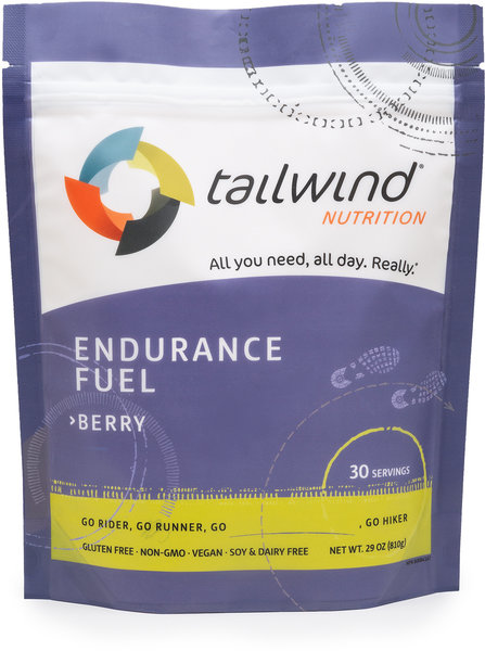 Tailwind Nutrition Endurance Fuel Flavor | Size: Berry | 30-serving