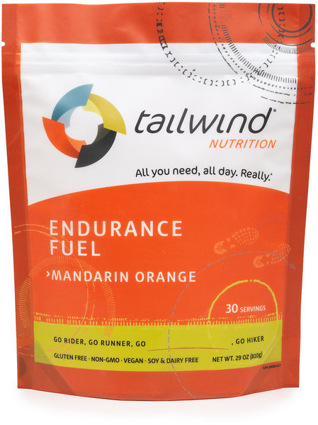 Tailwind Nutrition Endurance Fuel Flavor | Size: Mandarin Orange | 30-serving
