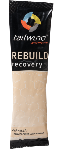 Tailwind Nutrition Rebuild Recovery Flavor | Size: Vanilla | Single Serving
