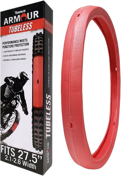 Tannus Armour Tubeless Size: 27.5 x 2.10 – 2.60
