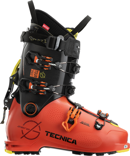 Tecnica Zero G Tour Pro Color: Orange/Black