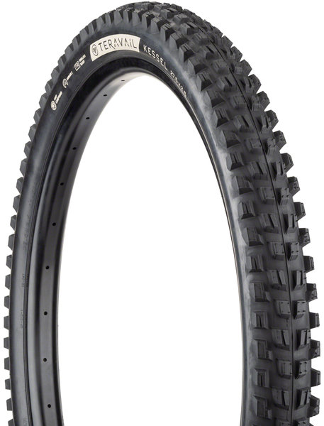 Teravail Kessel 27.5-inch Tubeless Tire Color: Black