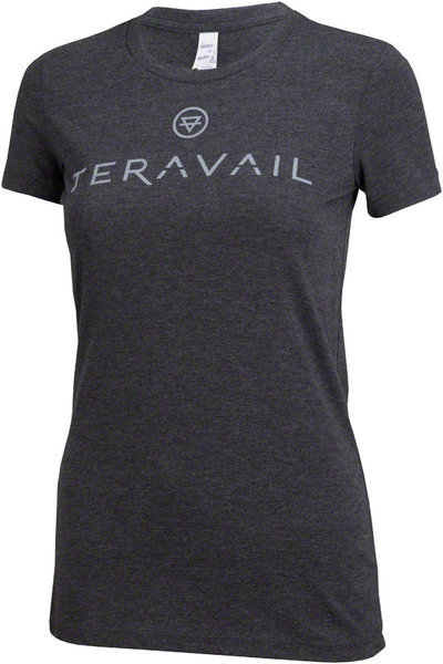 Teravail Logo Women's T-Shirt Color: Gray