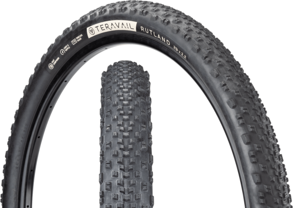 Teravail Rutland 29-inch Tubeless Color: Black