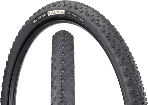Teravail Rutland 700c Tubeless Color: Black