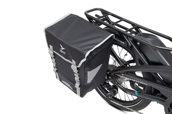 Tern Bucketload Pannier Color: Black