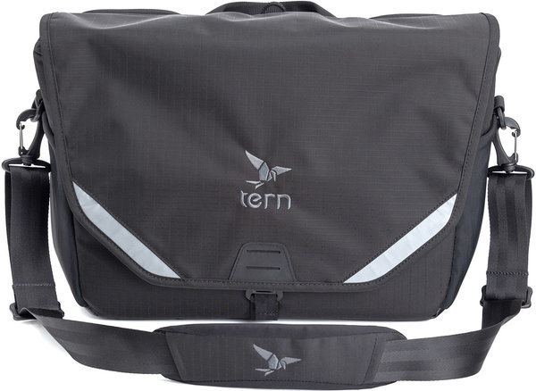 Tern Go To Bag Color: Black