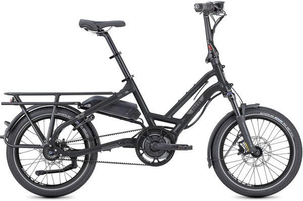 Tern HSD S8i Color: Matte Black