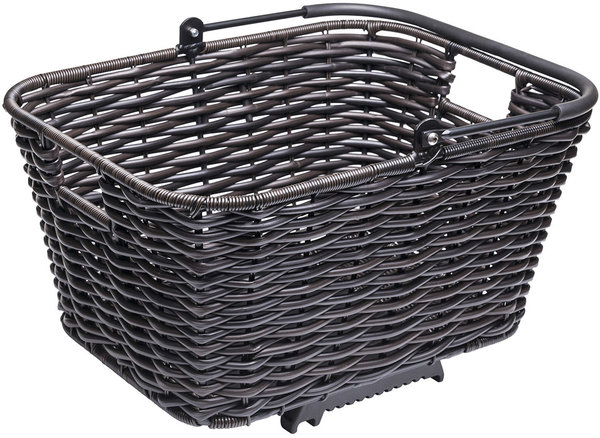 Tern Market Basket Color: Black