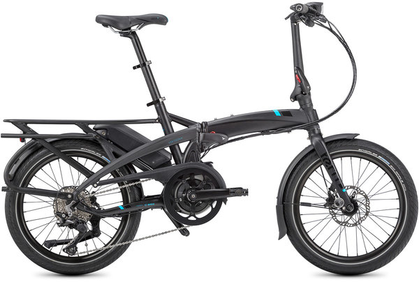 Tern Vektron S10 Color: Black/Blue