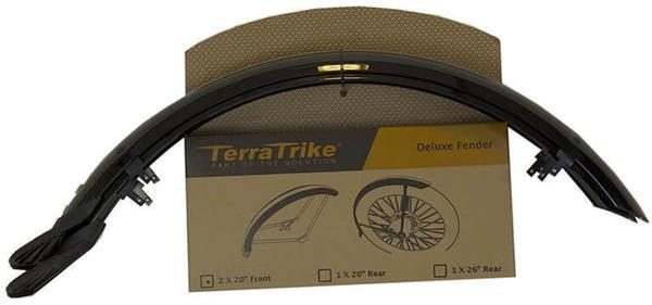 TerraTrike 20-inch Deluxe Front Fender Set
