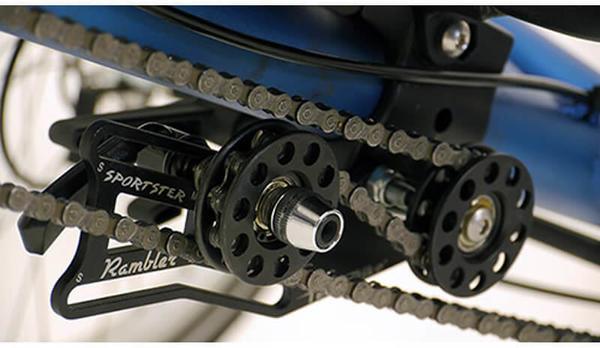 TerraTrike Chain Gobbler 2
