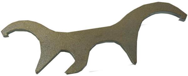 TerraTrike Coupler Wrench