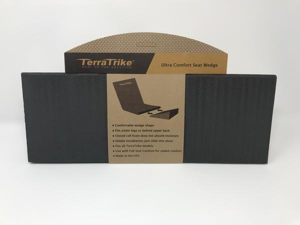 TerraTrike Seat Wedge Cushion