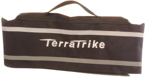 TerraTrike Seat Bag – Extended Width (Silver Logo)