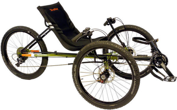 TerraTrike Rambler All Terrain