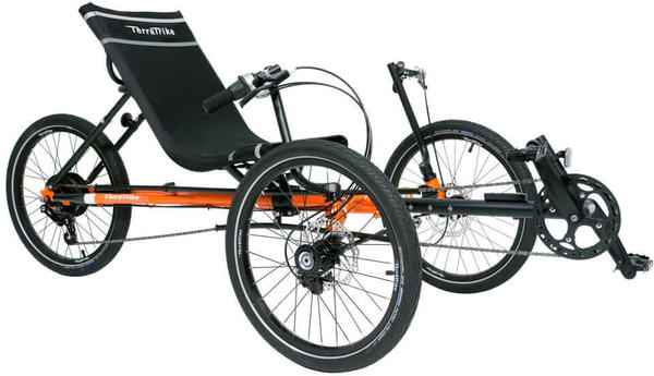 TerraTrike Rambler n380 Color: Orange