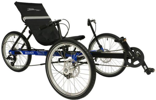 TerraTrike Rover x8