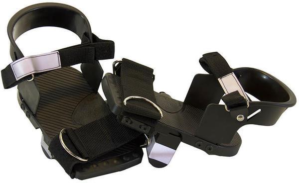 TerraTrike Heel Support Pedals w/ Straps