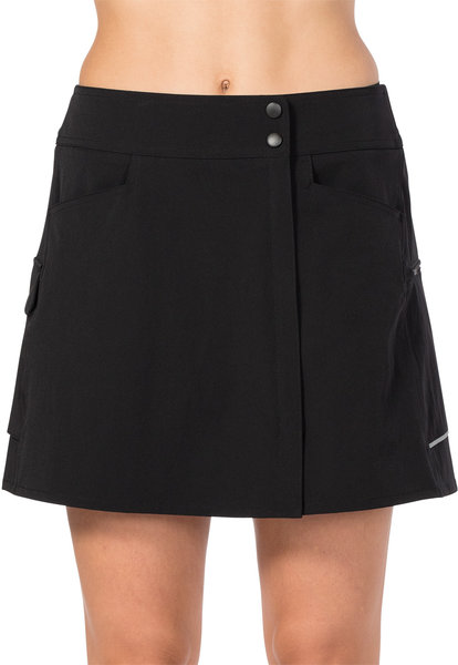 Terry Metro Skort Color: Black