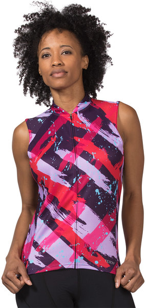 Terry Signature Sleeveless Jersey Color: Abstract