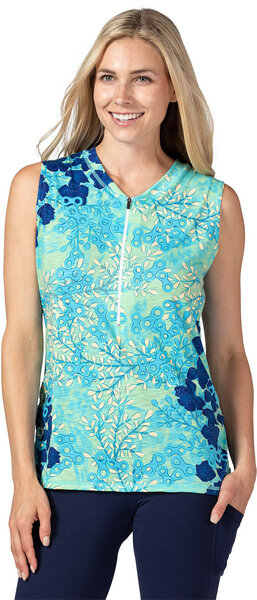 Terry Wayfarer Sleeveless Top