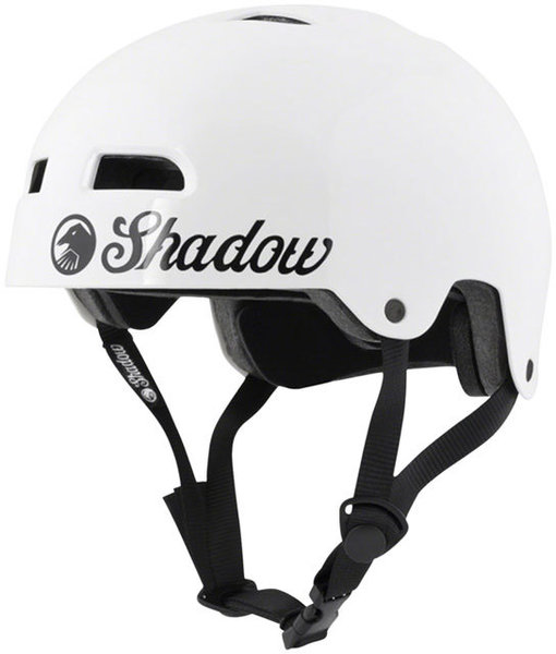 The Shadow Conspiracy Shadow Classic Helmet Color: Gloss White