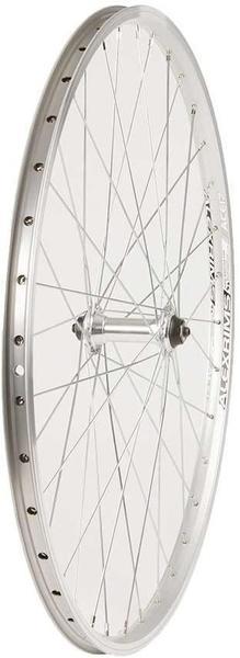 The Wheel Shop Alex Ace17 Silver/Formula FM-21-QR 26-inch Front