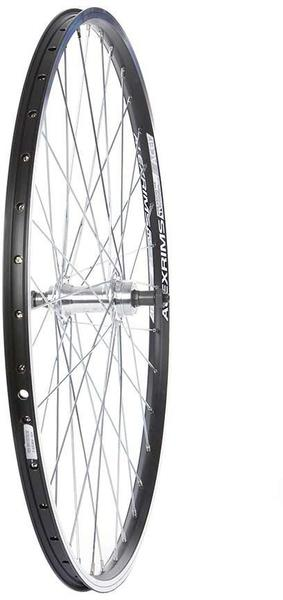 The Wheel Shop Alex Ace17 Black/ Formula FM-31-QR 26-inch Rear