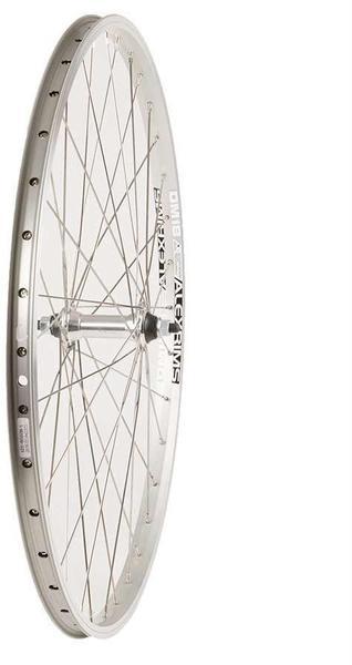 The Wheel Shop Alex DM18 Black/Formula FM-21 26-inch Front