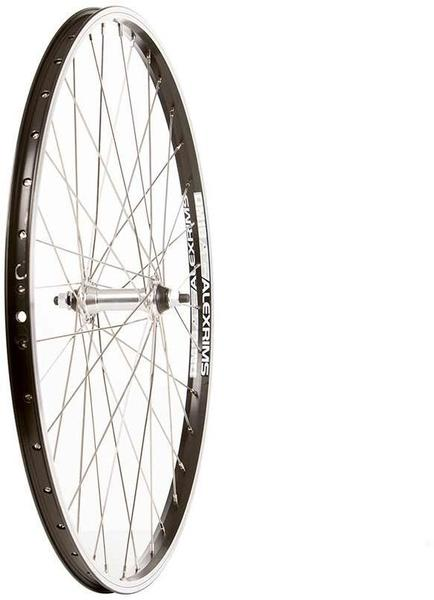 The Wheel Shop Alex DM18 Black/Formula FM-21 26-inch Front
