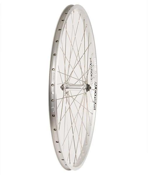 The Wheel Shop Alex DM18 Black/Formula FM-21-QR 26-inch Front