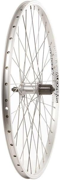 The Wheel Shop Alex DM18 Black/Shimano Acera FH-T3000 26-inch Rear