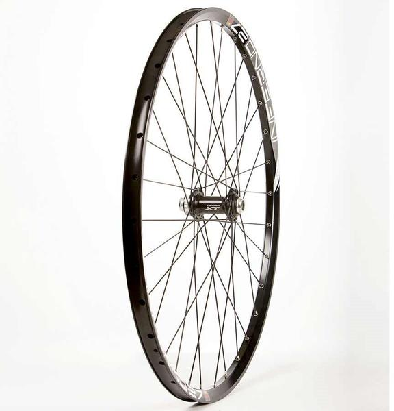 The Wheel Shop Sun Inferno 27/Shimano XT HB-M8010 27.5-inch Front