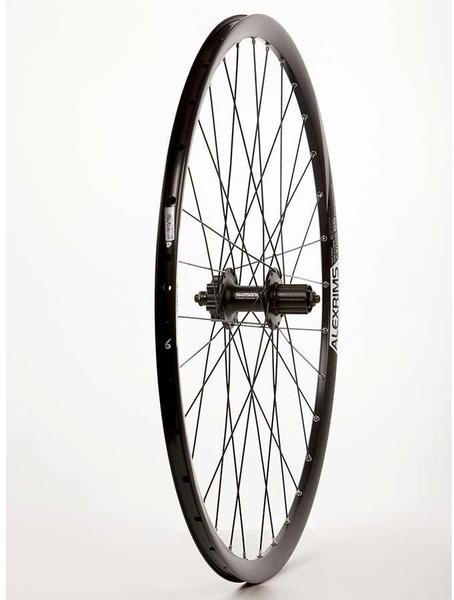 The Wheel Shop Alex CXD26/Shimano FH-M525 700c Rear