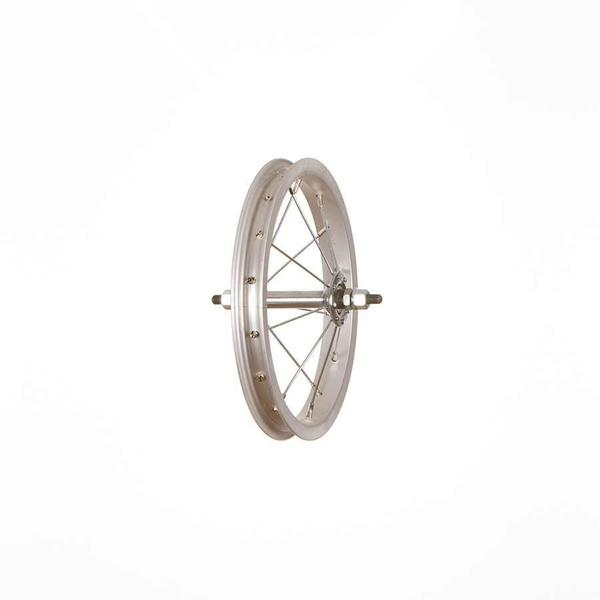 The Wheel Shop Alex C1000 Silver/KK-104F 12-inch Front