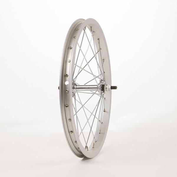 The Wheel Shop Alex C1000 Silver/ KT-104F 16-inch Front
