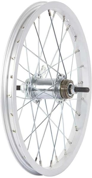 The Wheel Shop Alex C1000 Silver/Coaster Silver 16-inch Rear