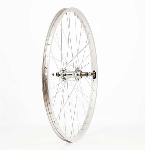 The Wheel Shop Alex C1000/Silver Joytech JY-434 24-inch Rear